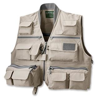 fly fishing vest